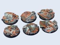 Trash Bases, Round 40mm (x2)