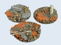 Old Factory Bases Round Flying 60mm (1)