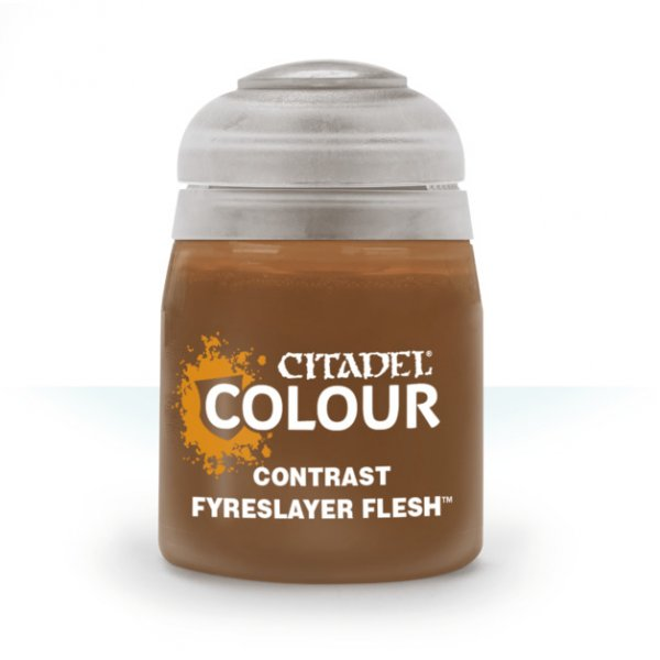 Citadel Contrast: Fyreslayer Flesh (18ML) ― HobbyWorld