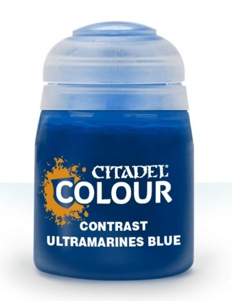 Citadel Contrast: Ultramarines Blue (18ML) ― HobbyWorld