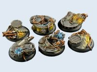 Power Plant Bases WRound 40mm (x2)