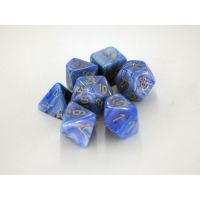 Mother of Pearl Blue/Silver 7 RPG