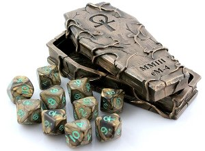 Dice Box: Sarcophagus Dice