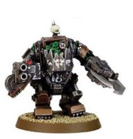 Ork in Mega Armour with Shoota-Shoota (Collectors)