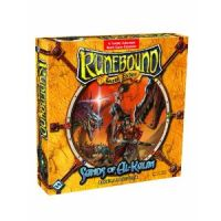 Runebound Second Edition: Sands of Al-Kalim Expansion