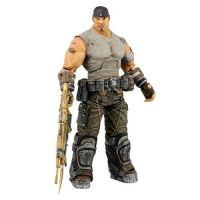 Gears of War 3 - Journey's End Marcus– 7″ Action Figure – Series 3