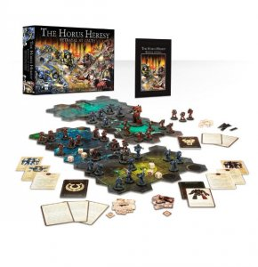 The Horus Heresy. Betreyal at Calth