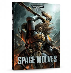 Codex: Space Wolves (EN)