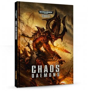 Codex: Chaos Daemons (EN)