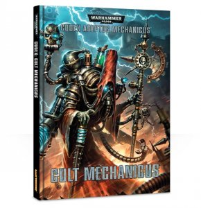 Codex: Cult Mechanicus (EN)