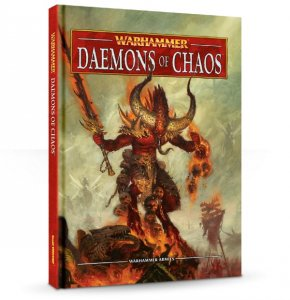 Warhammer Armies: Daemons of Chaos