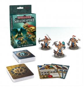 Warhammer Underworlds: Shadespire – The Farstriders (ENG)