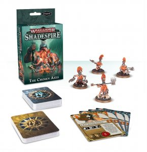 Warhammer Underworlds: Shadespire – The Chosen Axes (РУС)