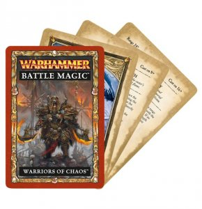 Warhammer Battle Magic: Warriors of Chaos