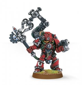 Space Marine Techmarine with Power Axe (Collectors)