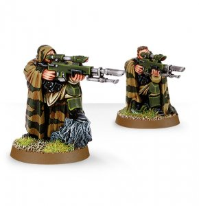 Imperial Guard Cadian Snipers