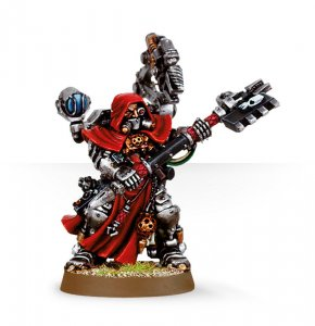 Imperial Guard Techpriest Enginseer 1