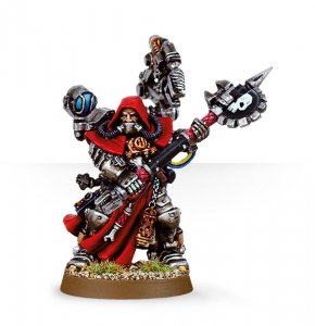 Imperial Guard Techpriest Enginseer 2