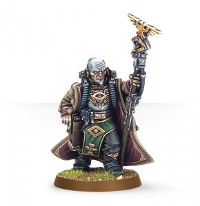Imperial Guard Primaris Psyker