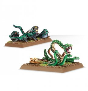 Lizardmen Jungle Swarms