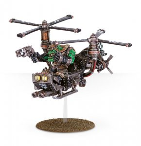 Ork DeffKopta (Collectors)
