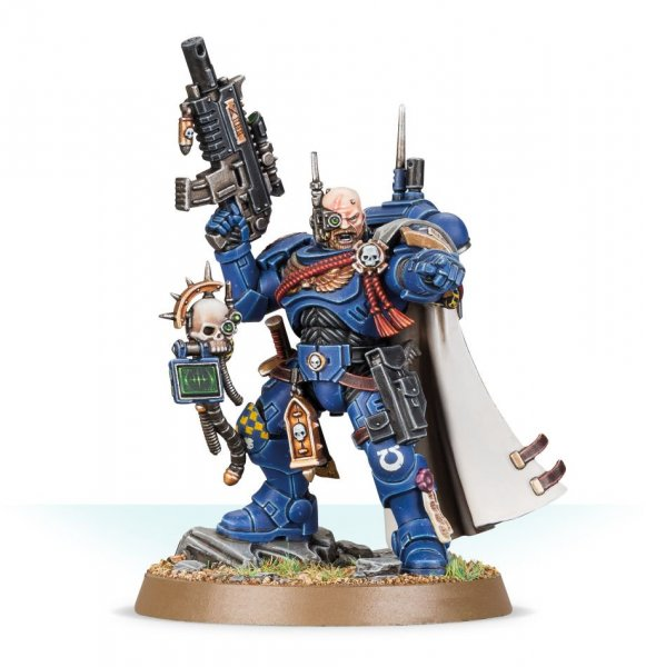Primaris Captain in Phobos Armour ― HobbyWorld