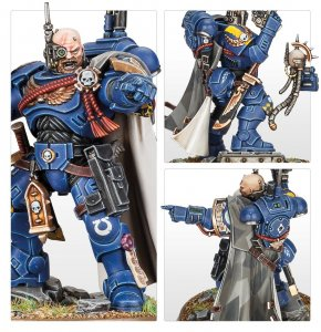Primaris Captain in Phobos Armour