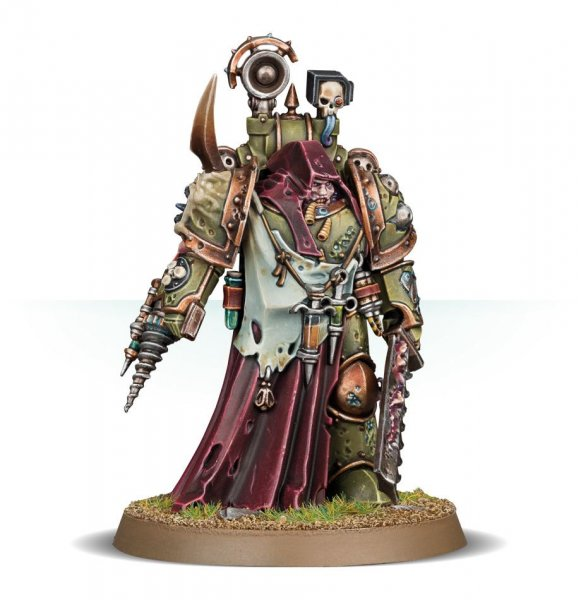 Nauseous Rotbone, the Plague Surgeon ― HobbyWorld