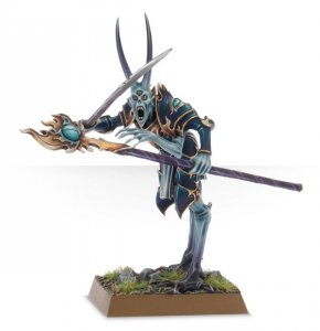 Warriors of Chaos Tzeentch Sorcerer Lord
