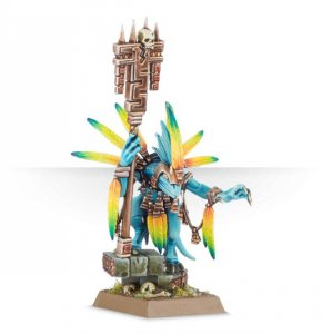 Lizardmen Skink Priest