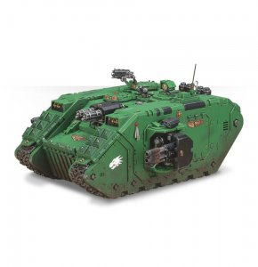 Space Marine Land Raider Redeemer