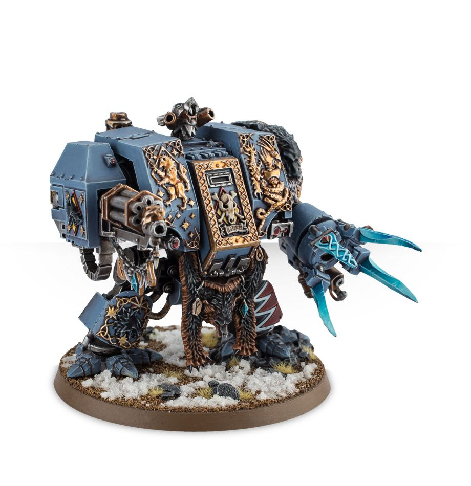 Murderfang Bjorn The Fell Handed Space Wolves