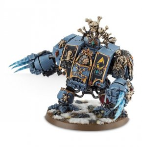 Murderfang / Bjorn the Fell-Handed / Space Wolves Venerable Dreadnought