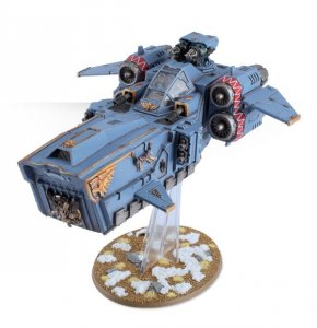 Space Wolves Stormwolf  / Stormfang Gunship
