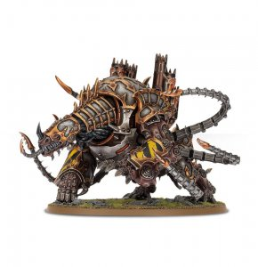 Chaos Space Marine Forgefiend/Maulerfiend