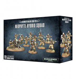 Neophyte Hybrid Squad / Brood Brothers