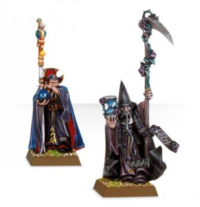 Empire Wizards (2 models)