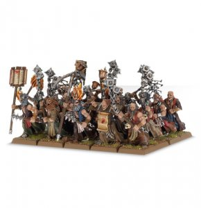 Empire Flagellant Warband