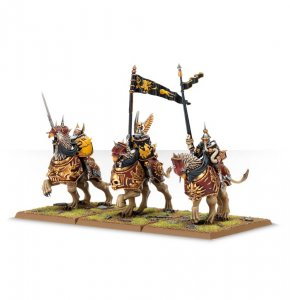 Empire Demigryph Knights
