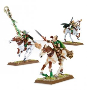 Wood Elf Glade Riders