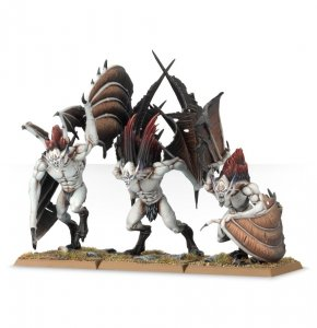 Vampire Counts Vargheists / Crypt Horrors