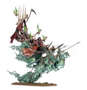 Vampire Counts Coven Throne / Mortis Engine