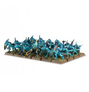 Lizardmen Skink Regiment