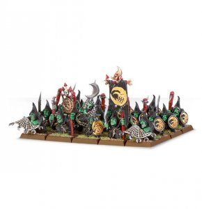 Night Goblin Regiment