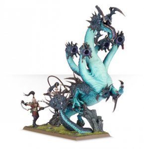 Dark Elf Kharibdyss / War Hydra
