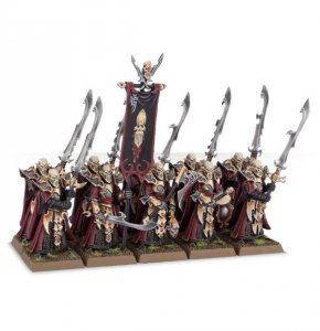 Har Ganeth Executioners / Black Guard