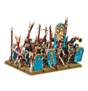 Tomb Kings Skeleton Warriors