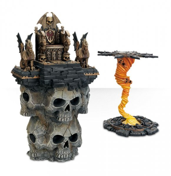 Magewrath Throne and Balewind Vortex ― HobbyWorld