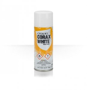 Citadel Spray: Corax White Spray 400ml