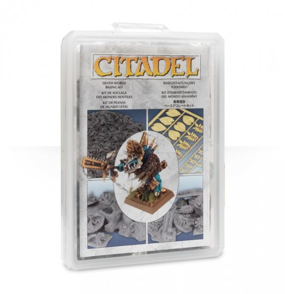 Citadel Death World Basing Kit ― HobbyWorld